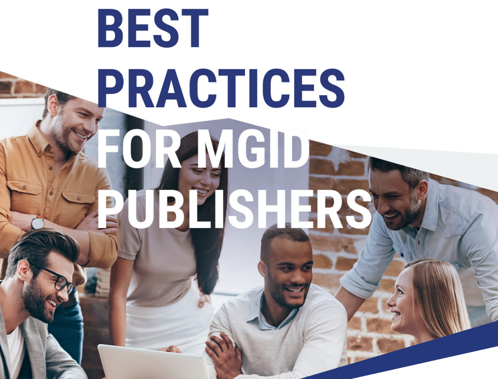 Best practices for MGID publishers